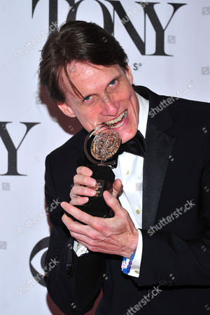 "Editorial photo of 67th Annual Tony Awards â?"" Press Room, New York, USA"