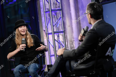 """Singer Sawyer Fredericks participates in AOL's BUILD Speaker Series to discuss his new EP """"Sawyer Fredericks"""" at AOL Studios, in New York"""