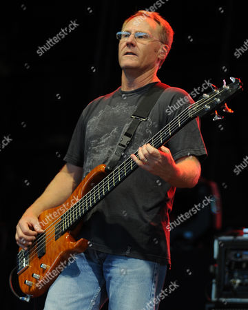 "JULY 18: Rob Squires of Big Head Todd and the Monsters performs during the ""Last Summer on Earth Tour 2012"" at the Cruzan Amphitheater on in West Palm Beach, Florida"