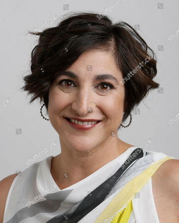 "Producer Katherine Sarafian poses for a portrait during the ""Brave"" press day at Loews Hollywood Hotel on in Los Angeles"