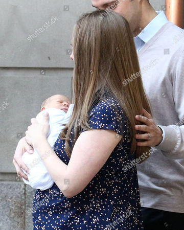 Chelsea Clinton with newborn son, Aidan Clinton Mezvinsky leaves Lenox Hill Hospital, in New York