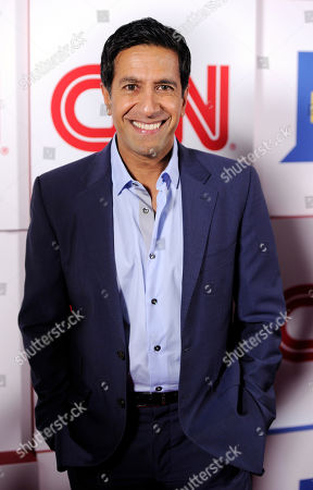 Editorial picture of CNN Worldwide All-Star Party, Pasadena, USA