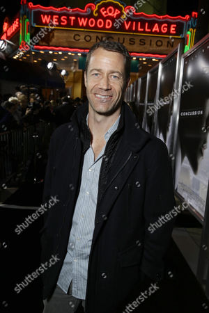 Colin Ferguson seen at Columbia Pictures Special screening of 'Concussion' at Regency Village Theatre, in Los Angeles, CA