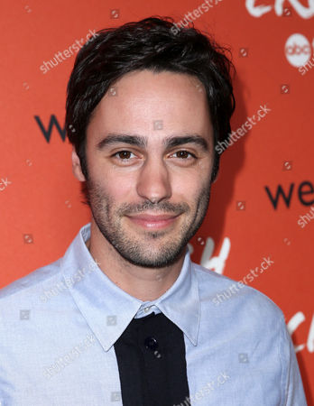 """Actor Richard Brancatisano arrives at the """"Crush by ABC Family"""" collection launch party hosted ABC Family and Wet Seal at The London hotel in West Hollywood, Calif. on"""