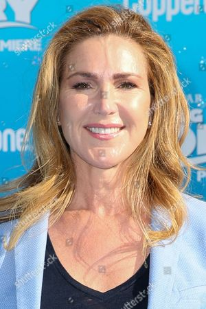 """Peri Gilpin arrives at the Premiere of """"Finding Dory"""" at the El Capitan Theatre, in Los Angeles"""