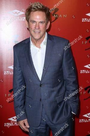 "Editorial photo of LA Premiere of ""Ip Man 3"" - Arrivals, Los Angeles, USA"