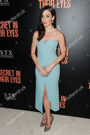 "Lyndon Smith attends the LA Premiere of ""Secret In Their Eyes"" held at the Hammer Museum, in Los Angeles"