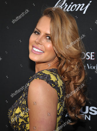 """Stock Photo of Michelle Celeste arrives at the premiere of """"Olympus Has Fallen"""" at the ArcLight Theatre on in Los Angeles"""