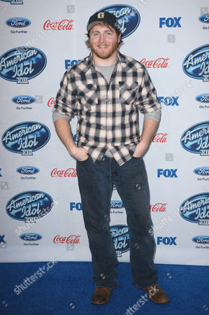 """Stock Picture of Ben Briley attends FOX's """"American Idol XIII"""" finalists party at Fig & Olive Melrose Place on in West Hollywood, Calif"""