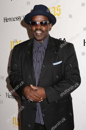 """Hip Hop pioneer Fab Five Freddy attends the premiere of """"Nas: Time Is Illmatic"""" at the Museum of Modern Art, in New York"""