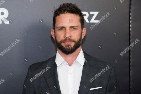 """David Fumero attends the season three premiere of the STARZ drama """"Power"""" at the SVA Theatre, in New York"""
