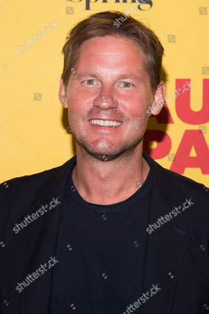 """David Zinczenko attends a screening of the animated film """"Sausage Party"""" at the Sunshine Landmark, in New York"""