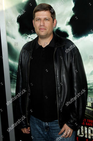 """Stock Image of Writer and producer Oren Peli arrives at the premiere of """"Chernobyl Diaries"""" on in Los Angeles"""