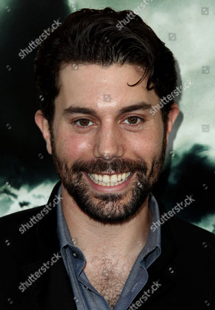 """Stock Photo of Micah Sloat arrives at the premiere of """"Chernobyl Diaries"""" on in Los Angeles"""
