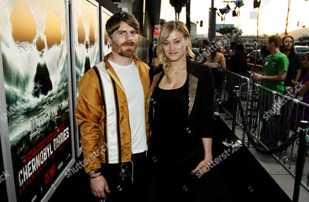 Editorial photo of Premiere The Chernobyl Diaries LA, Los Angeles, USA