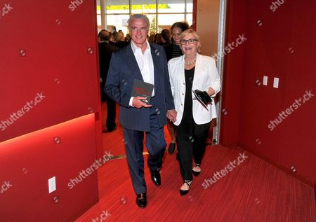 Stock Photo of Kevin Dobson, left, and Susan Dobson attend the Television Academy's 70th Anniversary Gala and Opening Celebration for its new Saban Media Center, in the NoHo Arts District in Los Angeles
