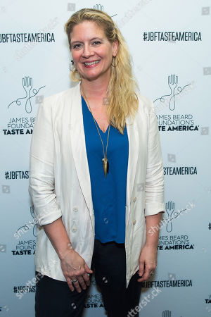 Editorial photo of The James Beard Foundation Taste America Kickoff, New York, USA