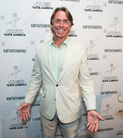 Taste America All-Star John Besh attends the kick-off event for the James Beard Foundation's Taste America 10-city national tour, held at the James Beard House in New York City
