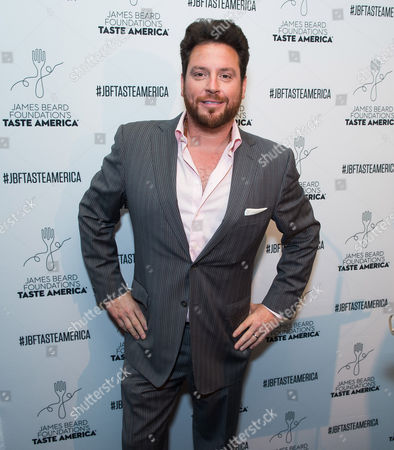 Editorial picture of The James Beard Foundation Taste America Kickoff, New York, USA