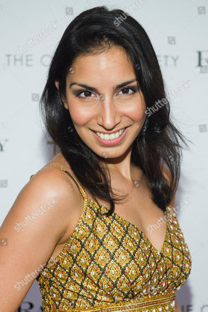 """Meetu Chilana attends a screening of """"Trishna"""" hosted by The Cinema Society and Rachel Roy on in New York"""
