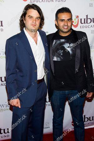 Jacob Lief and Ashish Takkar attend Ubuntu Education Fund 2013 Gala on in New York