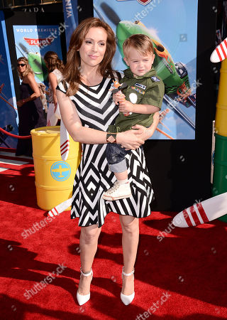 Editorial image of World Premiere of Disney's Planes - Red Carpet, Los Angeles, USA