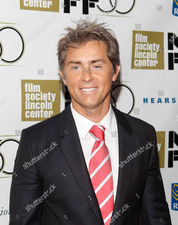 """Screenwriter John Gatins arrives for the premiere of the movie """"Flight"""" during the New York Film Festival, in New York"""