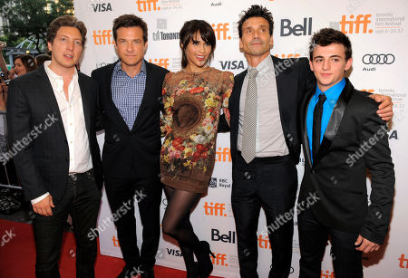 Editorial image of 2012 TIFF Disconnect Premiere, Toronto, Canada