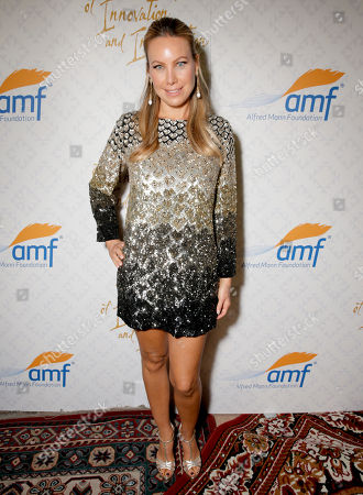 Cassandra Mann arrives at the 10th annual Alfred Mann Foundation Gala, in Beverly Hills, Calif