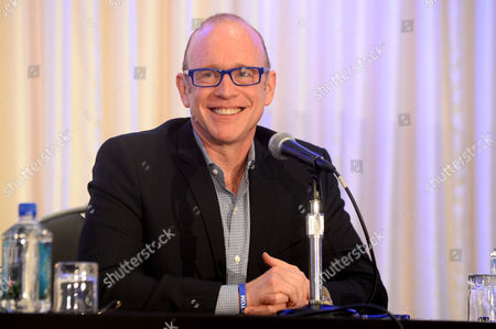 Kevin Goetz of Screen Engine LLC speaks at the 2014 Independent Film & Television Alliance Annual Production Conference on in Los Angeles