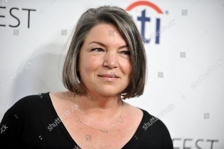 """Mindy Cohn arrives at the 2014 PALEYFEST Fall TV Previews - """"The Facts Of Life"""" Reunion, in Beverly Hills, Calif"""