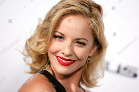 Amy Paffrath arrives at the 2nd Annual Hollywood Beauty Awards at the Avalon Hollywood, in Los Angeles