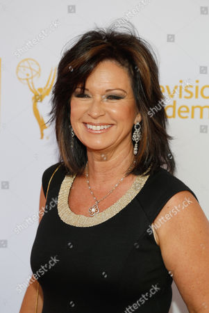 Colleen Williams arrives at the Television Academy's 66th Los Angeles Area Emmy Awards on at The Leonard H. Goldenson Theater in the NoHo Arts District in Los Angeles