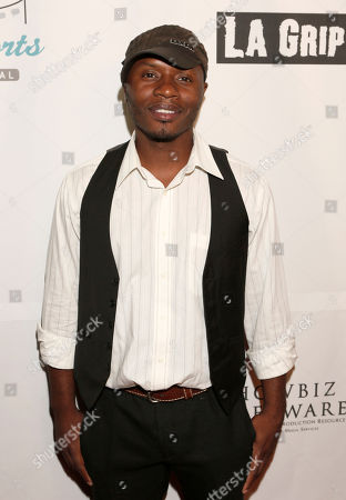 Malcolm Goodwin attends the 8th Annual HollyShorts Film Festival opening night celebration at Grauman's Chinese Theatre, in Los Angeles, CA