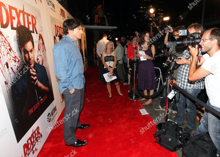 """Stock Photo of Jason Gedrick attends the Blu-ray and DVD launch of """"Dexter: The Complete Sixth Season"""" at the Roosevelt Hotel on in Los Angeles"""