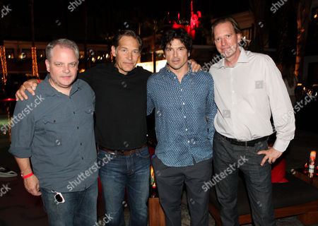 Editorial photo of Blu-ray and DVD Launch of Dexter the Complete Sixth Season, Los Angeles, USA