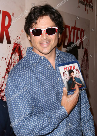 """Jason Gedrick attends the Blu-ray and DVD launch of """"Dexter: The Complete Sixth Season"""" at the Roosevelt Hotel on in Los Angeles"""