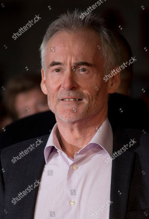 Martin Sixsmith, the subject of the film, arrives for the screening of Philomena, as part of the 57th BFI London Film Festival, at a central London cinema