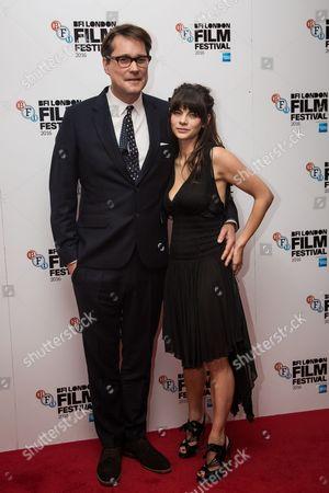 Editorial image of Britain Trespass Against Us LFF Premiere, London, United Kingdom