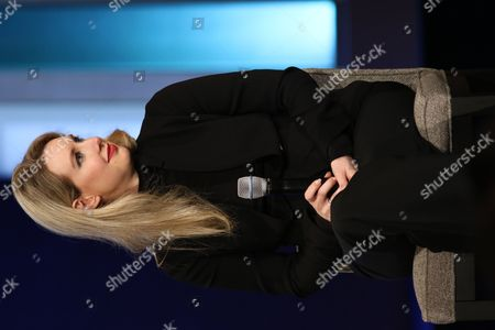 Elizabeth Holmes, CEO of Theranos, participates in the closing plenary session of the Clinton Global Initiative 2015 Annual Meeting at the Sheraton New York Times Square Hotel, on in New York