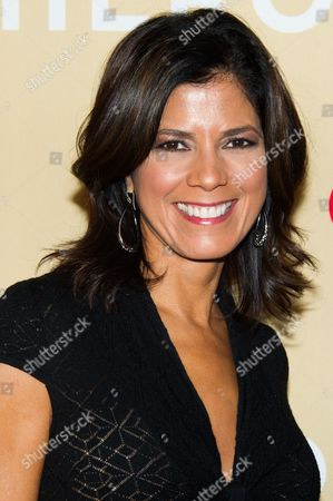 Zoraida Sambolin attends CNN Heroes: An All-Star Tribute on Tuesday, Nov.19, 2013 in New York