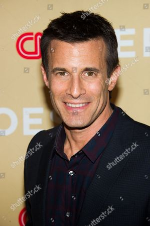 A. J. Hammer attends CNN Heroes: An All-Star Tribute on Tuesday, Nov.19, 2013 in New York