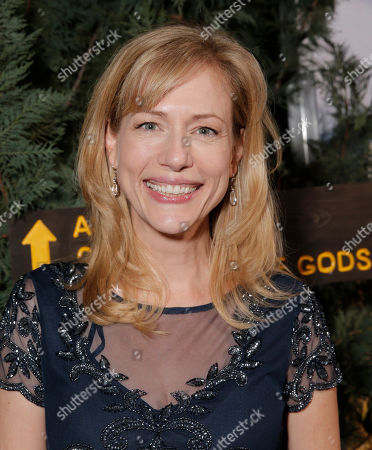 Cathryn de Prume attends the Los Angeles Premiere of Fox Searchlight's 'Wild' at AMPAS Samuel Goldwyn Theater on in Los Angeles