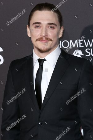 """Kyle Gallner arrives at the Premiere of """"The Finest Hours"""" at TCL Chinese Theater, in Los Angeles"""