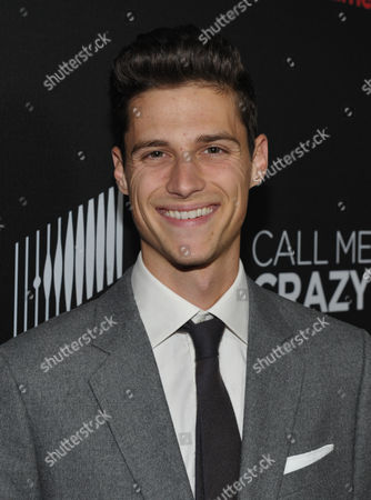 """Actor Ken Baumann arrives at Lifetime and Sony Pictures Television's premiere event for """"Call Me Crazy: A Five Film"""" at the Pacific Design Center on in West Hollywood, Calif. """"Call Me Crazy"""" debuts on Saturday, April 20, 2013 at 8 PM on Lifetime"""