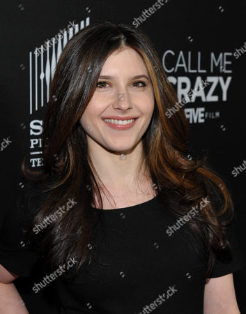 """Stock Photo of Actress Melissa Farman arrives at Lifetime and Sony Pictures Television's premiere event for """"Call Me Crazy: A Five Film"""" at the Pacific Design Center on in West Hollywood, Calif. """"Call Me Crazy"""" debuts on Saturday, April 20, 2013 at 8 PM on Lifetime"""