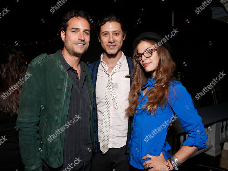 Editorial image of Millennium Entertainment's Upside Down Premiere - After Party, Los Angeles, USA
