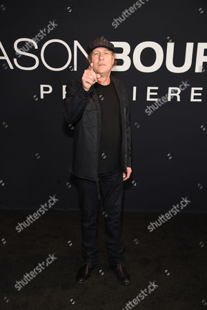 """Stock Photo of Gregg Henry arrives at the """"Jason Bourne"""" Las Vegas film premiere at The Coliseum at Caesars Palace on in Las Vegas, NV"""