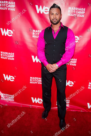 "Roger Mathews attends WE tv's ""Marriage Boot Camp: Reality Stars"" party on in New York"