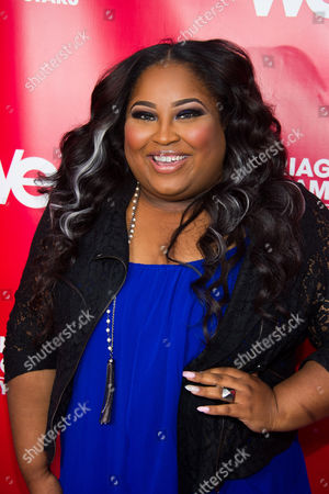 """Tanisha Thomas attends WE tv's """"Marriage Boot Camp: Reality Stars"""" party on in New York"""